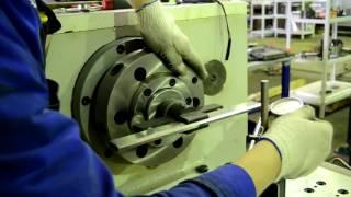 Презентація токарного верстата з ЧПУ ТС1625Ф3 Тверській верстатобудівний завод