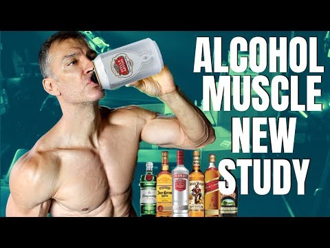 How Alcohol Impacts Muscle (New Study)