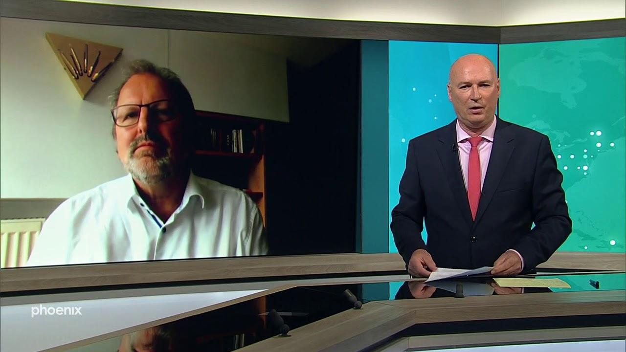 Schulbetrieb im Schuljahr 2020/2021: Skype-Schalt mit Heinz-Peter Meidinger am 03.08.20