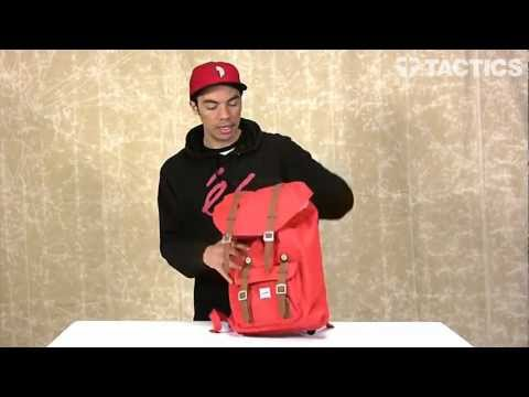 Herschel Supply Little America Mid Volume Backpack Review