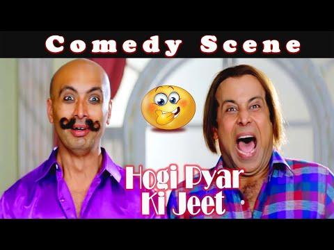 Comedy Scene From Hogi Pyar Ki Jeet Bollywood Hindi Movie