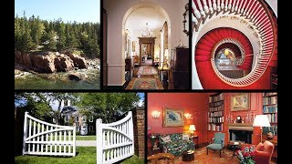 The Homes of Peggy and David Rockefeller