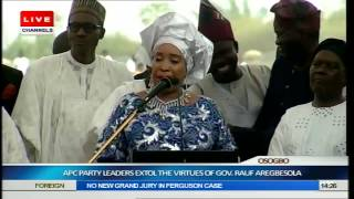 Inauguration Of Rauf Aregbesola As Governor Of Osun State Part 14