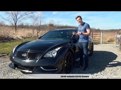 Review: 2010 Infiniti G37S Coupe