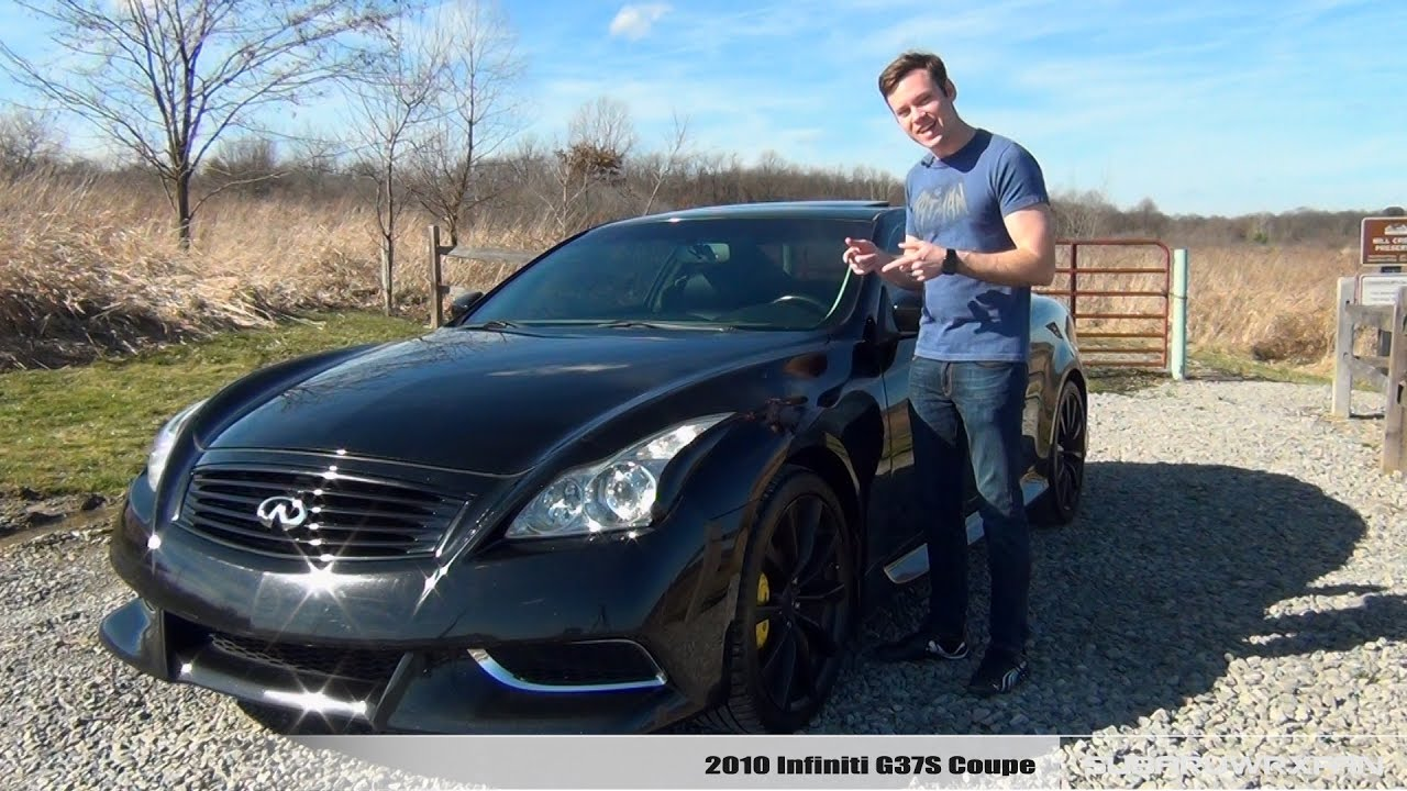 2011 Infiniti G37 Coupe >> Review: 2010 Infiniti G37S Coupe - YouTube