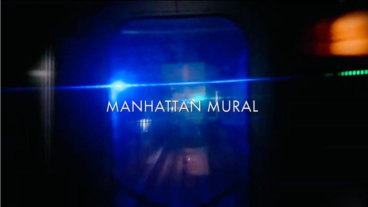 Made in Manhattan Mural