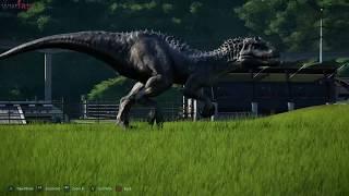 Jurassic World Evolution Jurassic Park Isla Nublar Tour