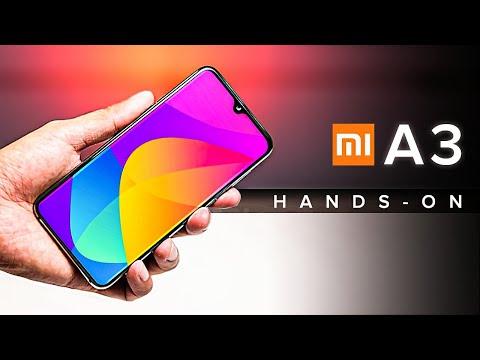 Xiaomi Mi A3 - HANDS ON!