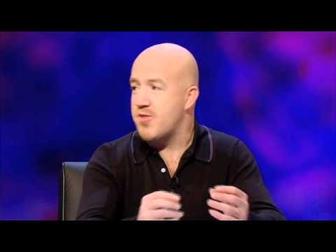 Andy Parsons on Mock the Week