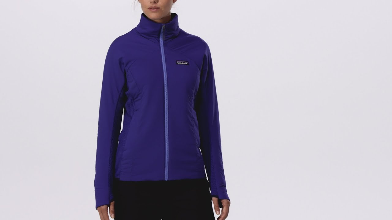 9c41638005 Patagonia Women's Nano-Air® Light Hybrid Jacket - YouTube