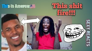 Baixar ❗❗❗CRAZY ASS REACTION❗❗❗ Childish Bambino - This Is America (Official Video) - Reaction