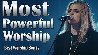 ✝️ Powerful Worship Soฑgs 2021 🙏 Nonstop Worship Music for Prayer October 2021🙏 Christian Music