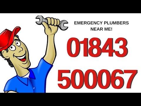 Emergency Plumbers Near Me