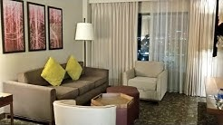 Room Tour: Embassy Suites by Hilton Hotels Phoenix Downtown North