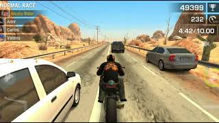 Racing Fever Moto || Game play || bike race || racig fever moto hack unlimited chips ||