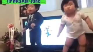 Корейский детский танец / Korean children's dance