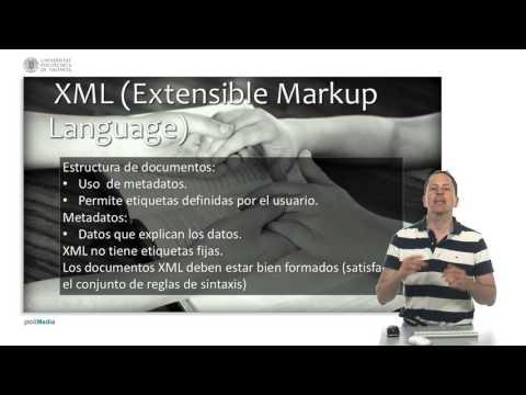 Tecnología Web. Lenguajes De Marcado: HTML, XML, XHTML | 28/36 | UPV