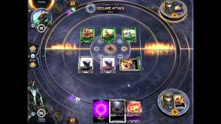 HEX TCG (ALPHA): Big Pally Deck vs. Croesus (PVP)