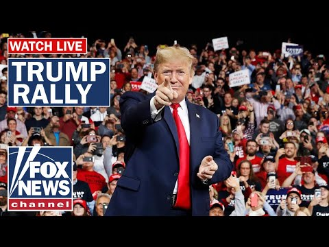 Trump Holds 'Keep America Great' Rally In Iowa