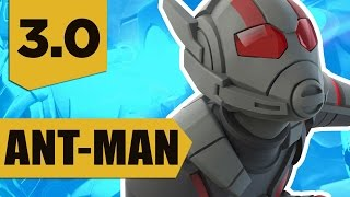 Disney Infinity 3.0: Ant-Man Gameplay and Skills