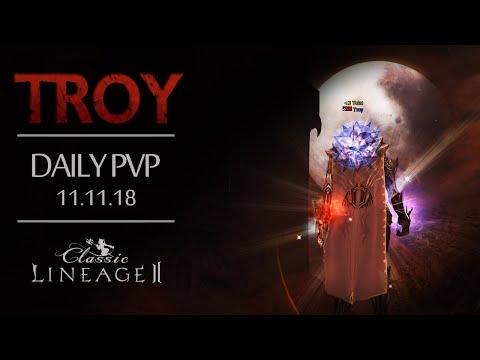 [Lineage 2 Classic EU] Troy - 11.11.18