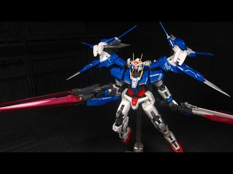 Real Grade 00 Raiser Gundam Kit Review