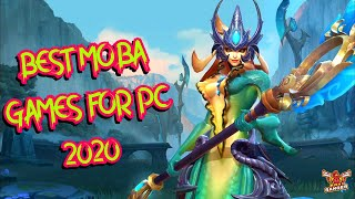 BEST MOBA GAMES FΟR PC IN 2020