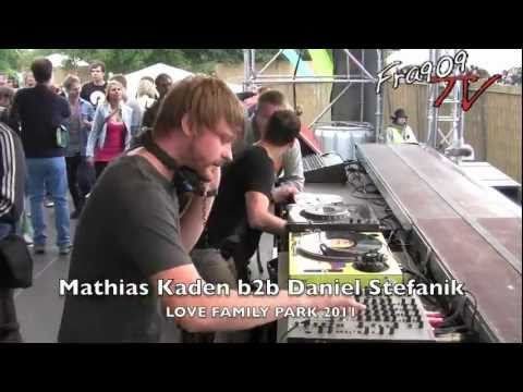FRA909 Tv - Mathias Kaden b2b Daniel Stefanik @ LOVE FAMILY PARK 2011