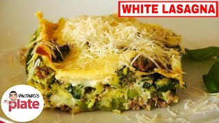 The Best Lasagna Recipe | Creamy Italian Lasagna