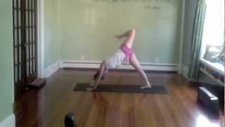 Vinyasa Yoga - 30 Minute Class