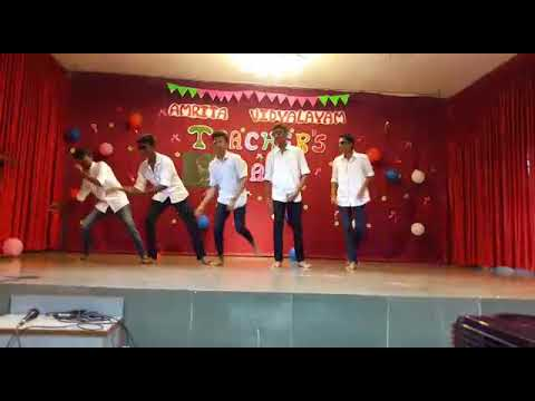 Mj 5 dance performed by ASP group