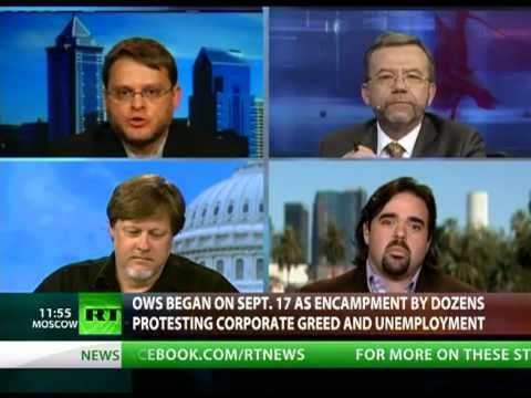 CrossTalk on Occupy Wall Street: The 99%