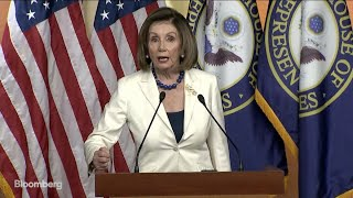 Pelosi Says 'Don't Mess With Me' Over Trump Hate Question
