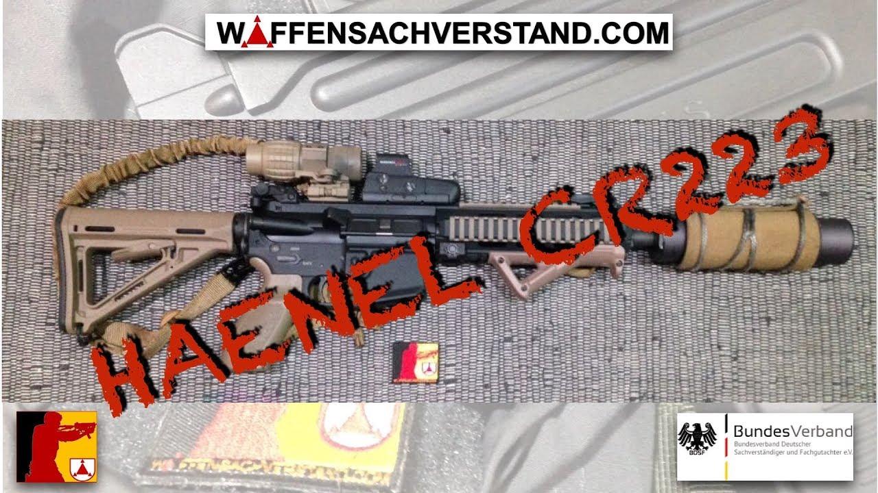 Download Haenel CR 223 mit A-TEC Hertz 29 - waffensachverstand com