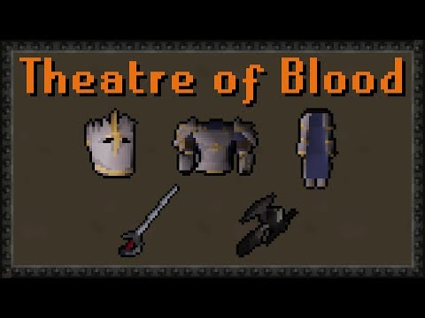 Theatre of Blood - highlights so far - Old School RuneScape