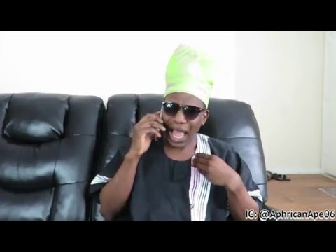 Video (skit): AphricanApe – What Happens When Your Teacher Reports You