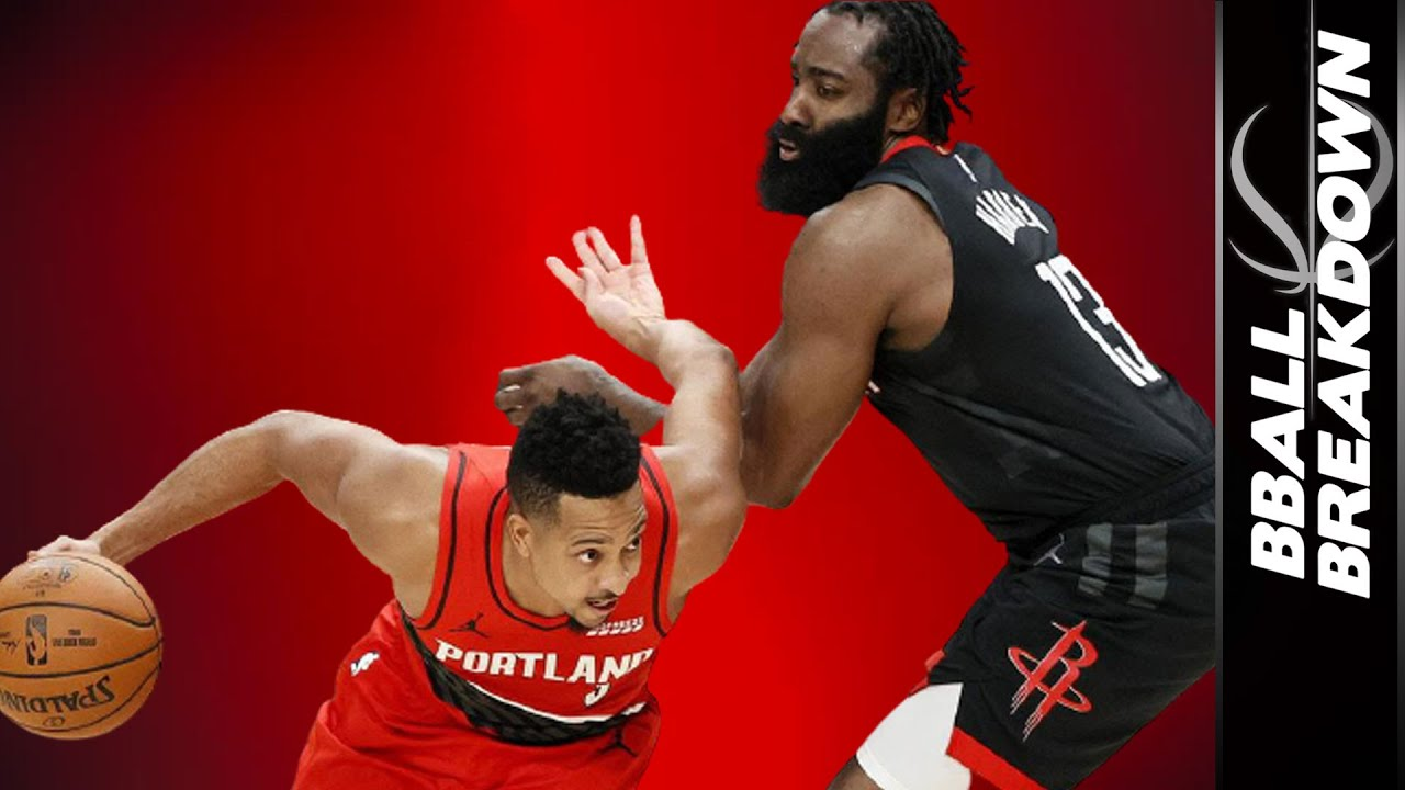 Rockets At Trail Blazers: Harden and CJ Each Score 44 Points | FULL GAME HIGHLIGHTS
