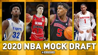 2020 NBA Mock Draft | CBS Sports HQ