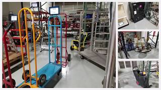 Total Warehouse Fixture, Furniture, & Equipment Liquidation