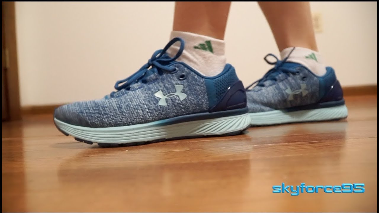 Generalizar Característica simpatía  Under Armour Charged Bandit 3 Running Shoe Review - YouTube