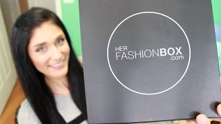 ⊹Unboxing⊹ Her Fashion Box Subscription!! Thumbnail