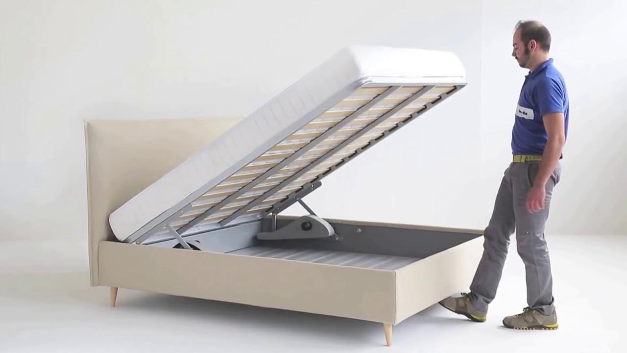 Letto Contenitore Folding Box Confort Elettrico per letti Bontempi e ...