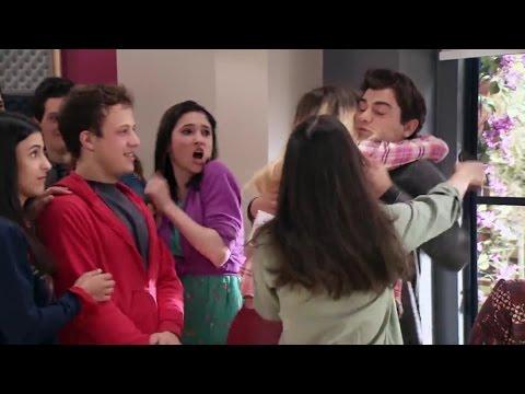 Violetta 3 - Francesca, Diego y fans (Ep 47) HD