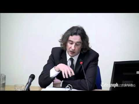 Leveson Inquiry: Steve Coogan details Glen Mulcaire's phone hacking diary