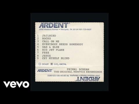 Primal Scream - Jailbird (The Original Memphis Recordings) [Official Audio] Mp3