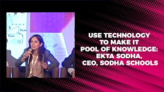 Use technology to make it pool of