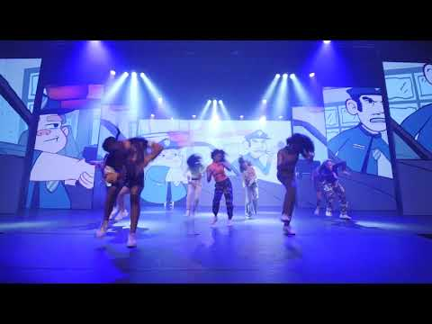Netkids Global Dance Centre Talentenklas - Dequant Khattabi - ELEVATE 2019
