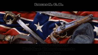 Popular Hymn of the Confederate States of America (CSA) 1861-1865 -Dixie's Land