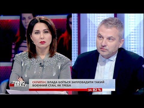 Роман Скрипін: Політики