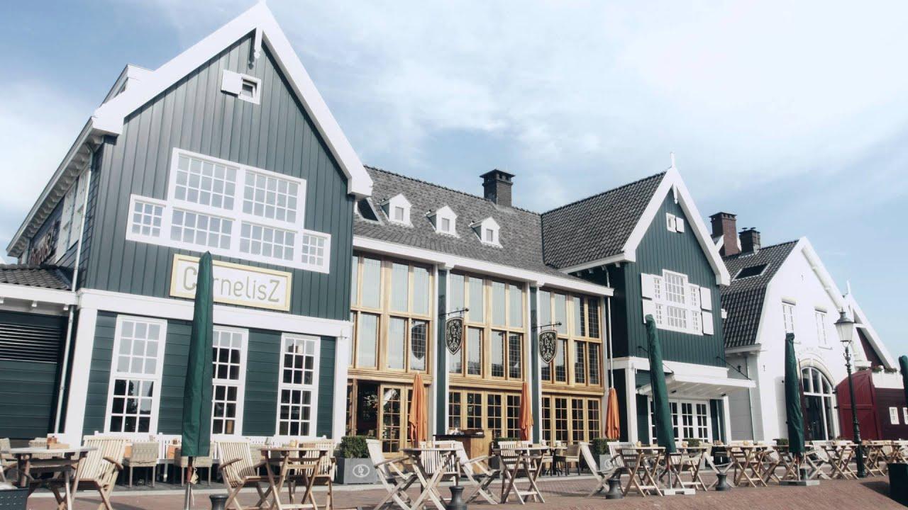 Fletcher Hotel Huizen : Nautisch kwartier huizen k youtube